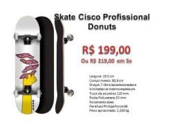 Skate Cisco Profissional Donuts