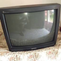 Tv29.. ventilador retrô.. acessórios e aparelhos sky
