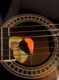 Palheta de violão personalizada