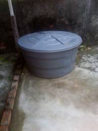 Reservatório de água 500 litros 300 reais
