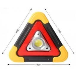 Sinalizador emergência de LED para carro e moto