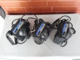 Vendo 3 Flash Frata 140 F  modelo antigo 120 reais cada.