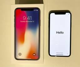 Iphone X - 256 Giga - Preto