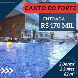 VM197-Excelente Empreendimento / Canto do Forte