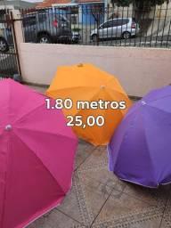 guarda sol e ombrelone
