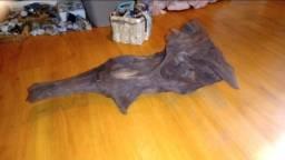 Tronco aroeira tratado para aquário 60 cm