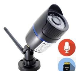 Câmera IP Externa à prova d'água