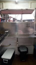 Food truck 2.5/2.0mt  Emplacado ano 2017 R$ 8.200,00