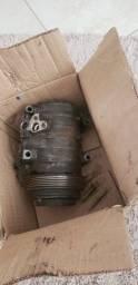 Título do anúncio: Compressor ar condiciinado hilux