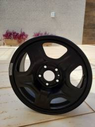 4 rodas de aço aro 16