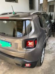 Título do anúncio: Jeep renegade limited at 2017/2018 flex 1..8