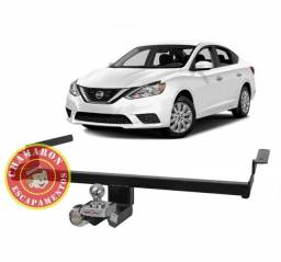 Engate de Reboque - Nissan Sentra