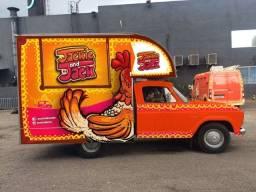 Food Truck  (Uma verdadeira relíquia)