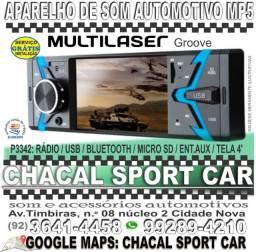 Título do anúncio: Groove Multilaser (grátis Serviço de instalação)