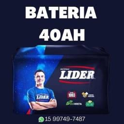 Título do anúncio: Bateria 40 ah disk entrega Sorocaba e Votorantim