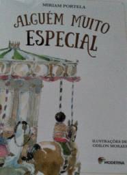 Livro ''Alguém Muito Especial''