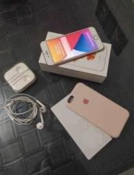 iPhone 6s rosé 32 gb com caixa e nota fiscal