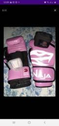 Luvas Muay Thai
