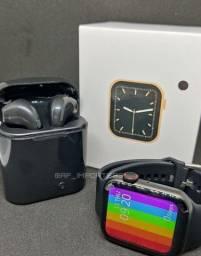 Smartwatch IWO W46 + Brinde