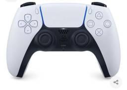 Controle Joystick Sem Fio Sony Dualsense Branco