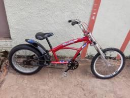 Vendo ou troco bicicleta chopper