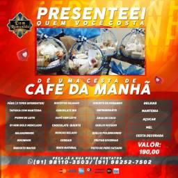 Cesta Café da Manhã Original.