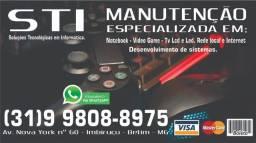 Manutencao Especializada