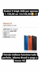 Redmi 9 64GB 4GB