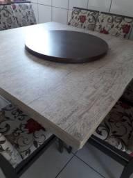Mesa  grande p/ 8 cadeiras