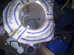 Fita plástica para arqueação