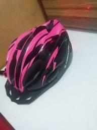 Título do anúncio: Capacete de Ciclismo
