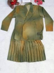Conjunto Verde Vintage