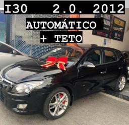 i30  2.0  automático    2012