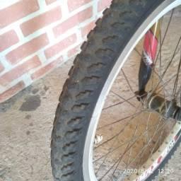 Bike Mônaco de alumínio aro 24 vmax