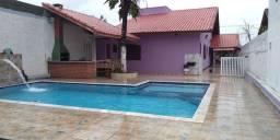 Casa c/piscina praia Itanhaém  locação p/temporada