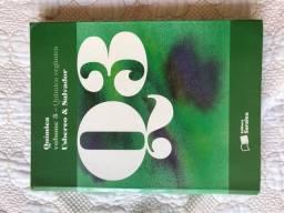 Livro usado Química ensino médio  Usberco & Salvador