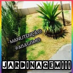 Jardineiro,paisagista e manutençao