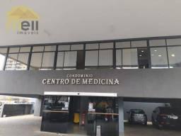 Título do anúncio: Sala para alugar, 25 m² por R$ 1.100,00/mês - Jardim Paulista - Presidente Prudente/SP