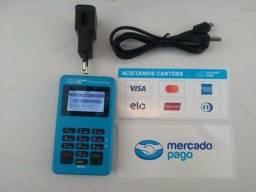Vendo máquina de cartão de crédito e débito