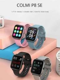 Smartwatch COLMI P8 ORIGINAL PRONTA ENTREGA