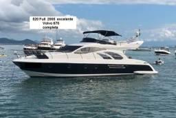 520 Intermarine  Azimut - Lancha -  Barco N Phantom Ferretti