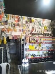 Loja de parafusos e ferramentas manuais, elétrica e hidráulica