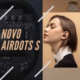 Fone Bluetooth Redmi Airdots S | Lacrado com garantia
