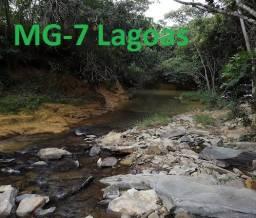 Troco 7 lagoas X angaretá ( terreno )