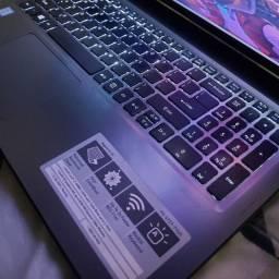 Acer V15 i7 6*,touch screen,Hd 1tb,Veio dos USA,No cartao 2.950 ou 2.850 a vista