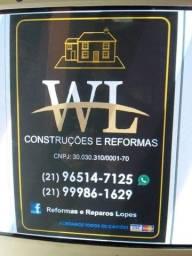 Wl construção e reforma