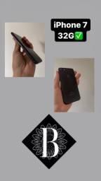 Vendo esse IPhone 7 32 gigas top