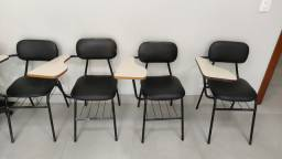 PARA VENDER HOJE - Cadeiras escolares com braço