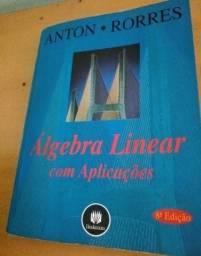 Livro- Álgebra Linear com aplicações