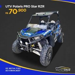 UTV POLARIS RZR S 900 2016 (Auto Cruz veículos)